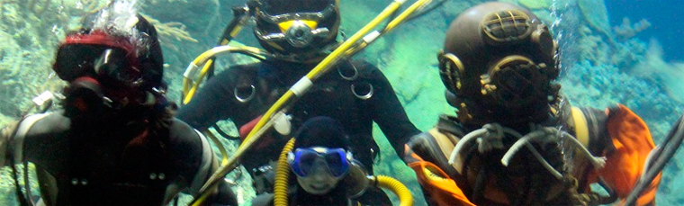Diving Training and Certification