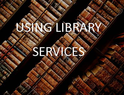 Using Library Services