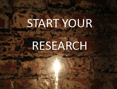 Start Your Research