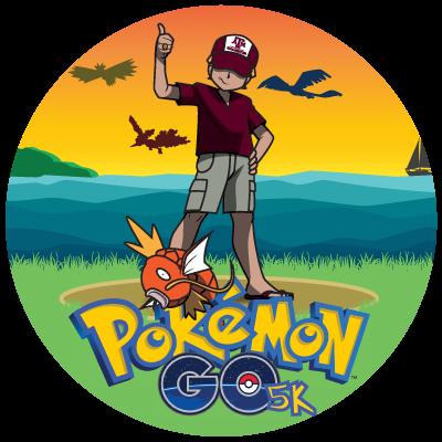 Pokemon Go 5K in the TAMUG Safari Zone